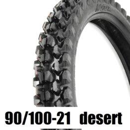 TRACTIONADOR desert