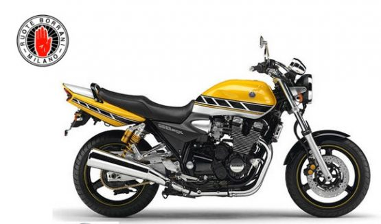 Llantas BORRANI MILANO para Yamaha XJR 1300 1999-2003