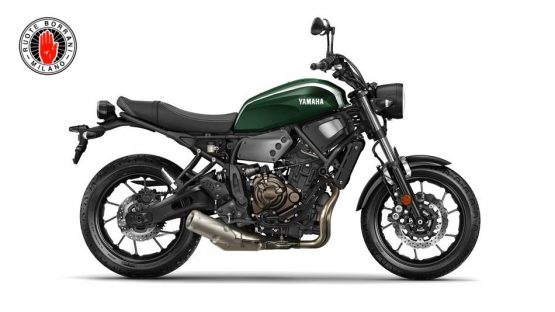 Llantas BORRANI MILANO para Yamaha XSR700