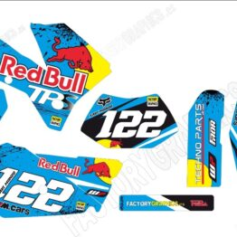 Kit adhesivos KTM Red Bull