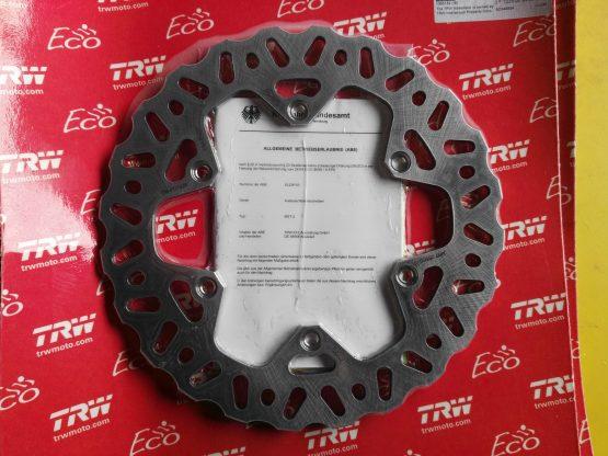 Disco de freno trasero TRW para KTM