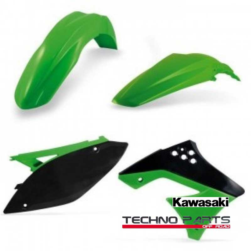 Plásticos RTech para kawasaki