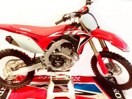 Lm crf 250 - 2013