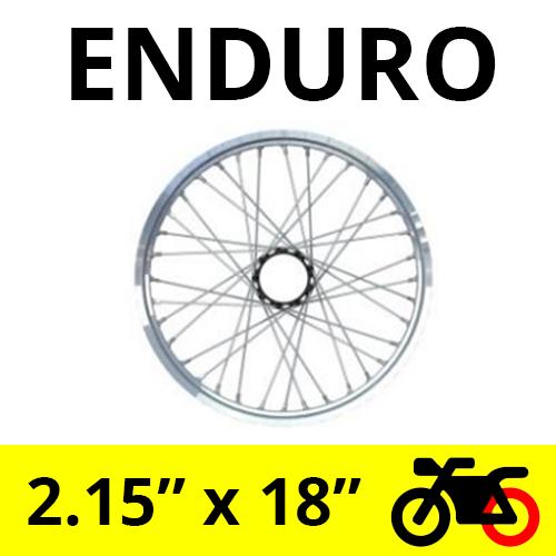 Llanta Delantera Enduro UniHub