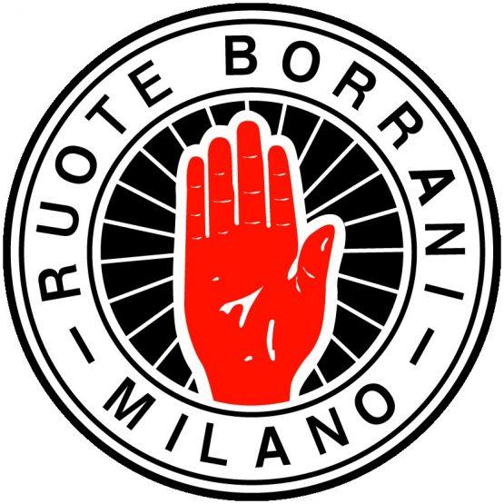 Llantas BORRANI MILANO para Ducati HYPERMOTARD