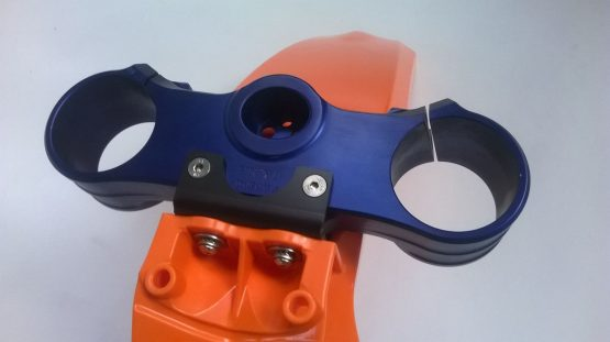 Kit de adaptador TP-OFFROAD para guardabarros delantero KTM