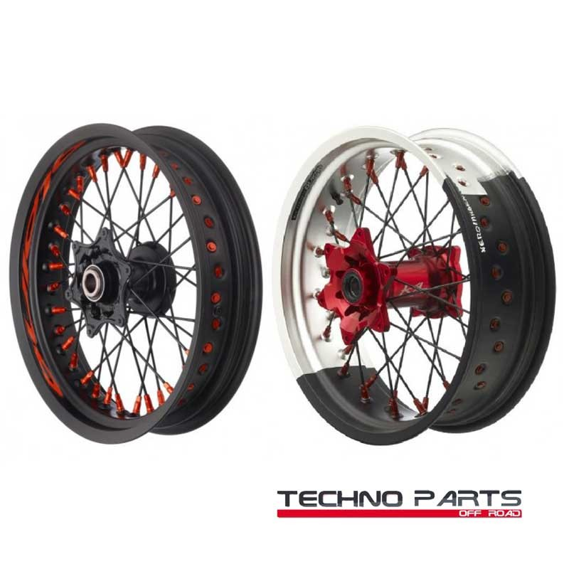 Set Alpina BETA Supermoto