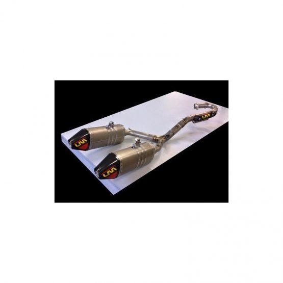 Lm crf 450 13-16 titanio