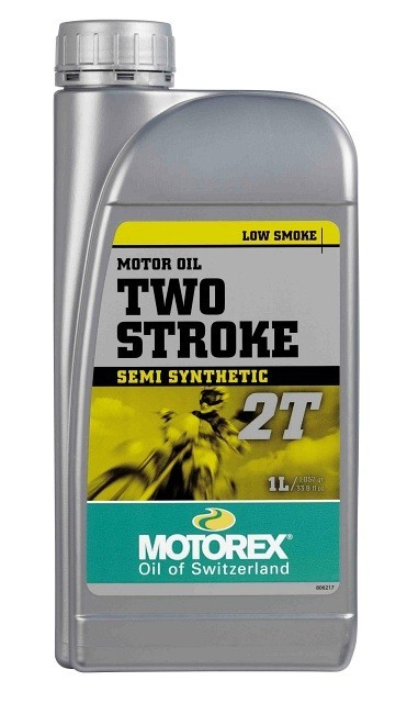 ACEITE MOTOREX TWO STROKE 2T