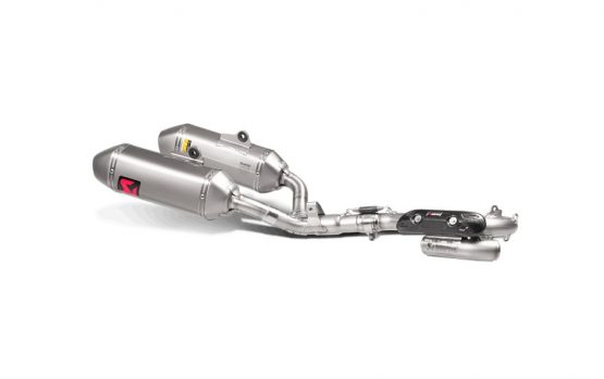 ESCAPE COMPLETO AKRAPOVIC EVOLUTION Honda CRF250R '16-17