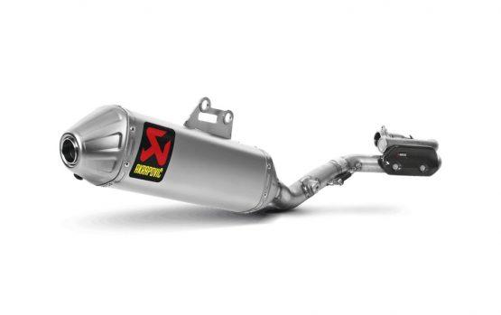 ESCAPE COMPLETO AKRAPOVIC EVOLUTION Suzuki RM-Z450 '08-'17