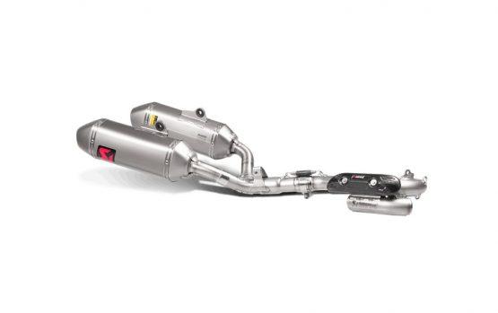 ESCAPE COMPLETO AKRAPOVIC RACING Honda CRF250R '16-17