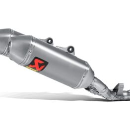 SILENCIADOR AKRAPOVIC SLIP-ON Honda CRF250R '14-'15