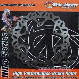 Disco de freno trasero Moto Master Nitro Series 220 mm