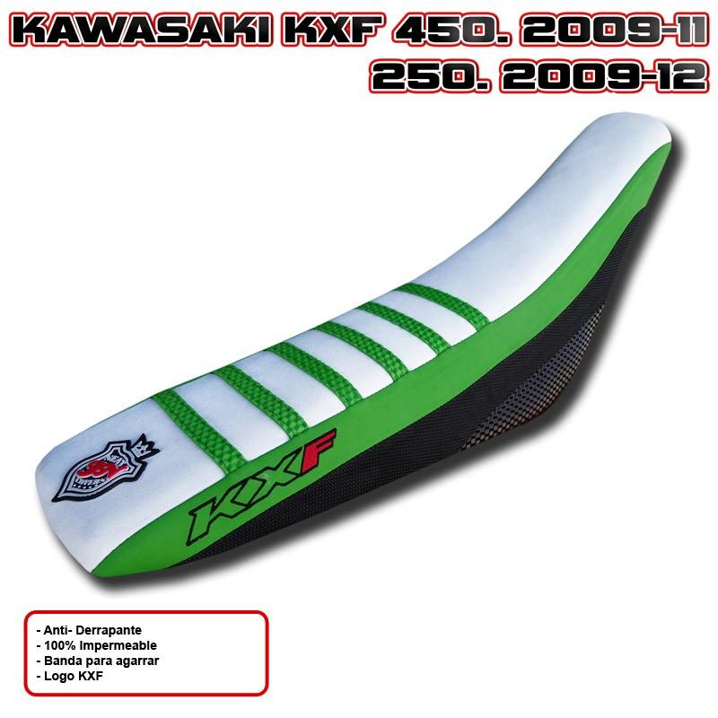 Funda Kawasaki KXF 450. 2009-11 y 250. 2009-12